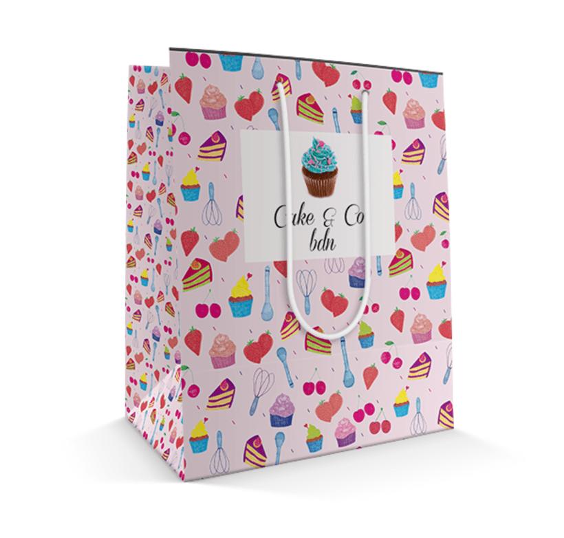 Packaging Cake & co bdn 1