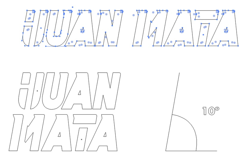 Juan Mata - Marca y cabecera canal You Tube 2