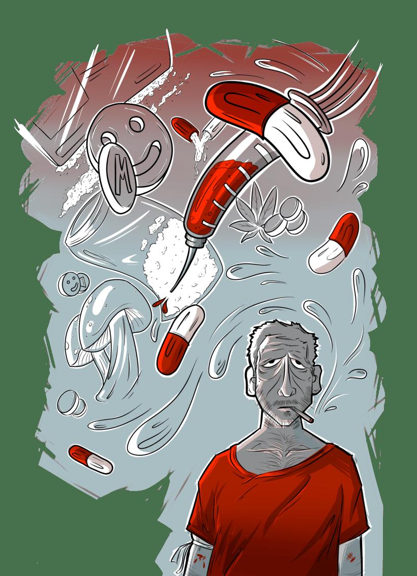 El sueño de un drogadicto -1