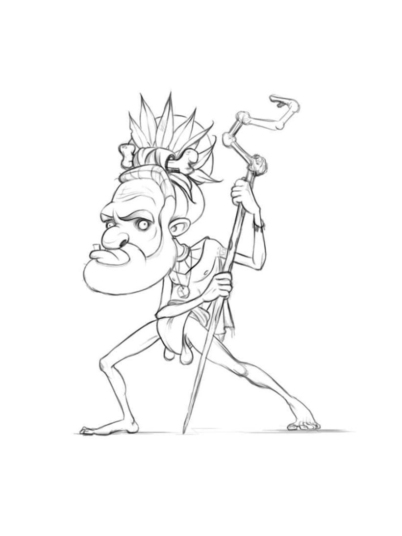 Mi Proyecto del curso Diseño y Creación de Personajes 0