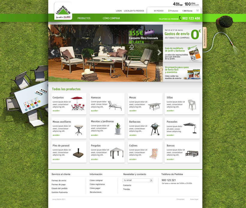 Leroy Merlin Shop Online -1