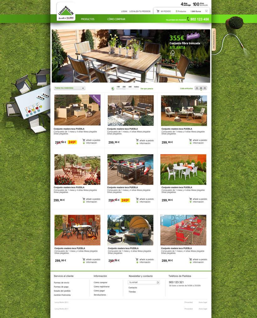 Leroy Merlin Shop Online 0
