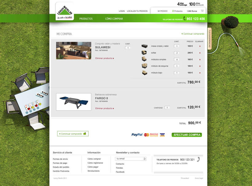 Leroy Merlin Shop Online 3