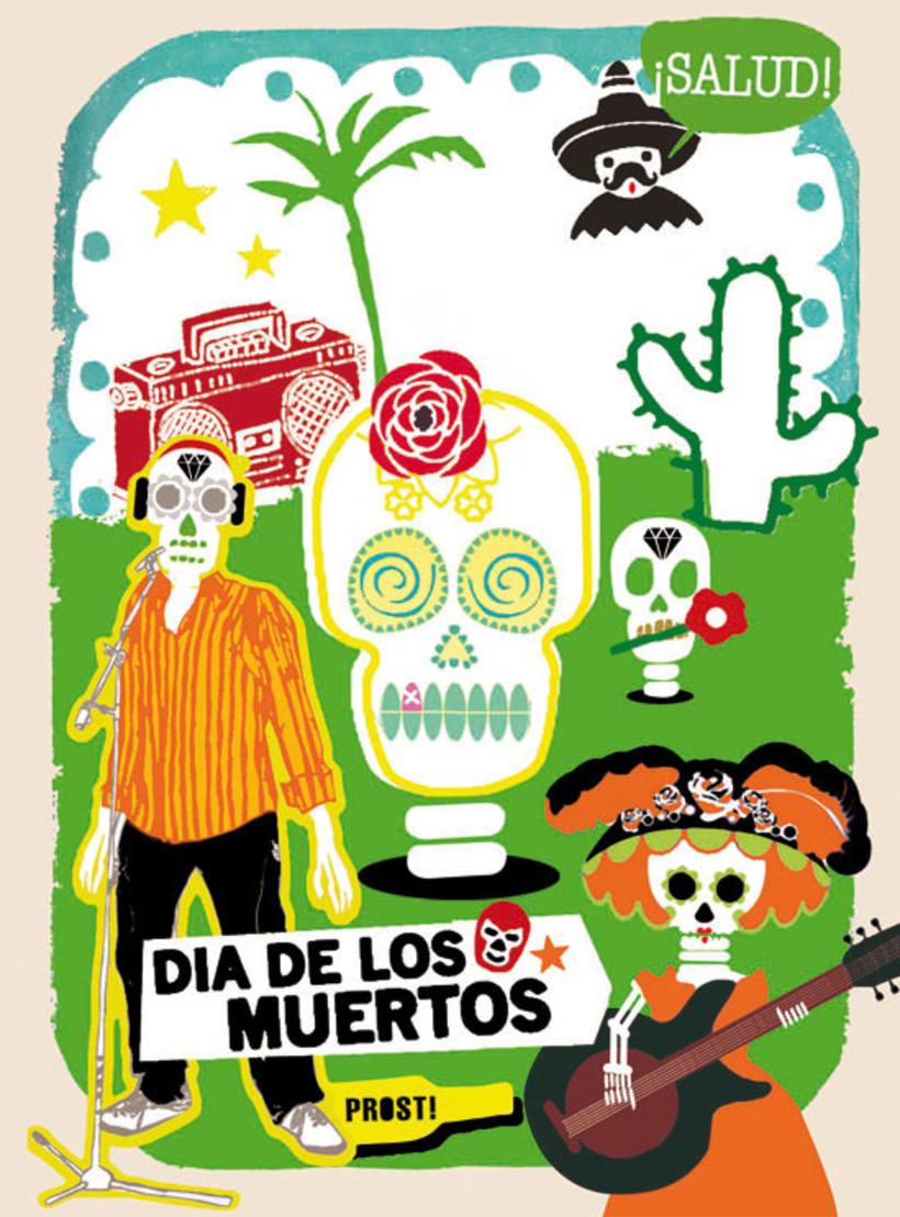 Dia de  los muertos -1