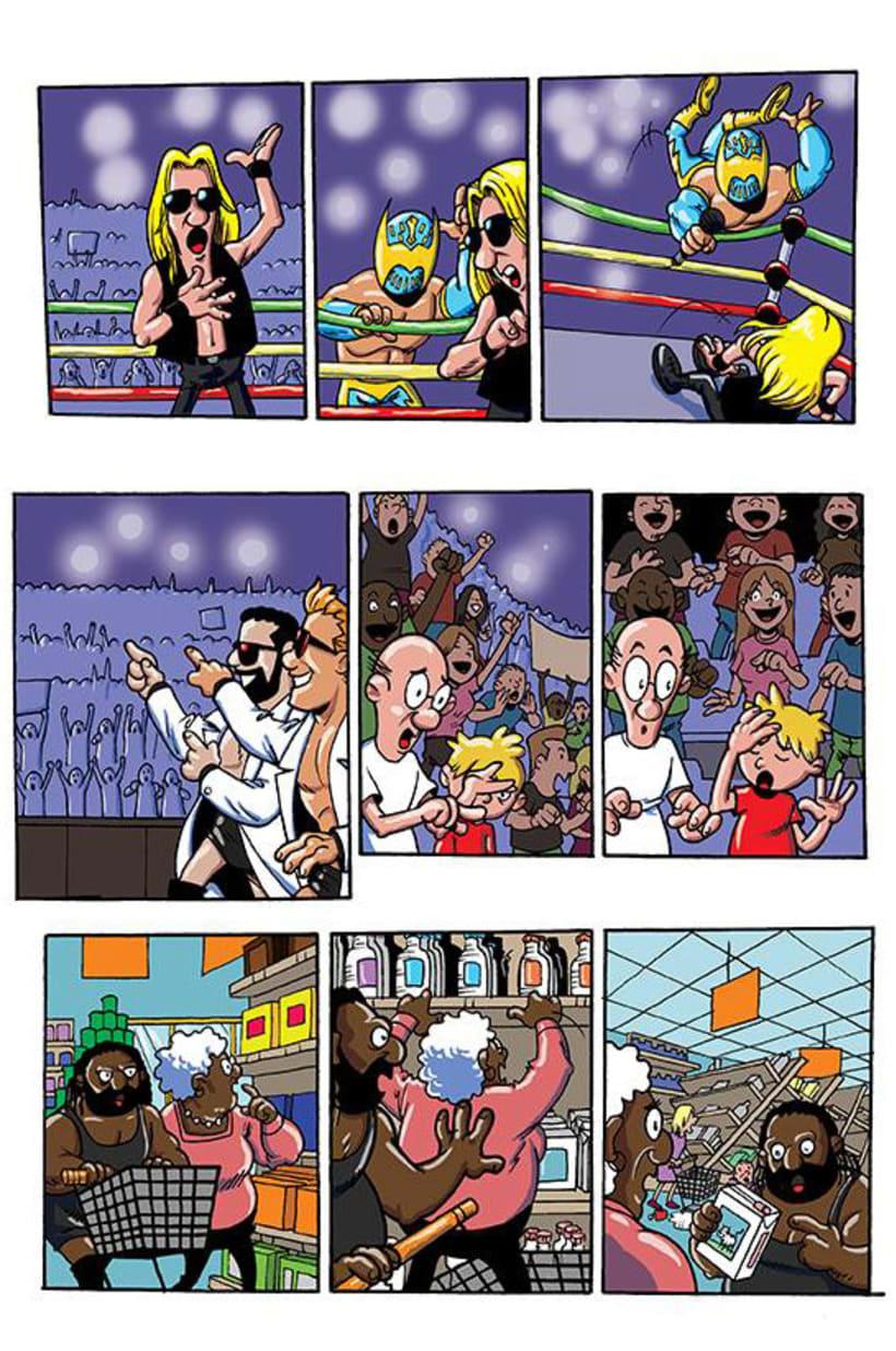 WWE Kids Magazine. 1
