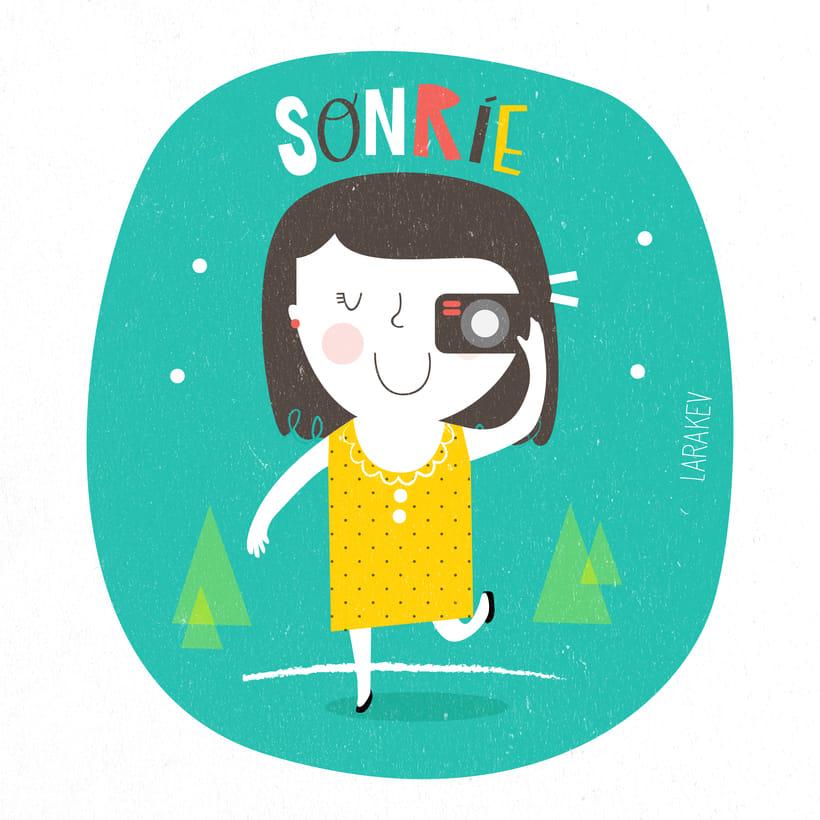 Ilustraciones para remeras de niños 4
