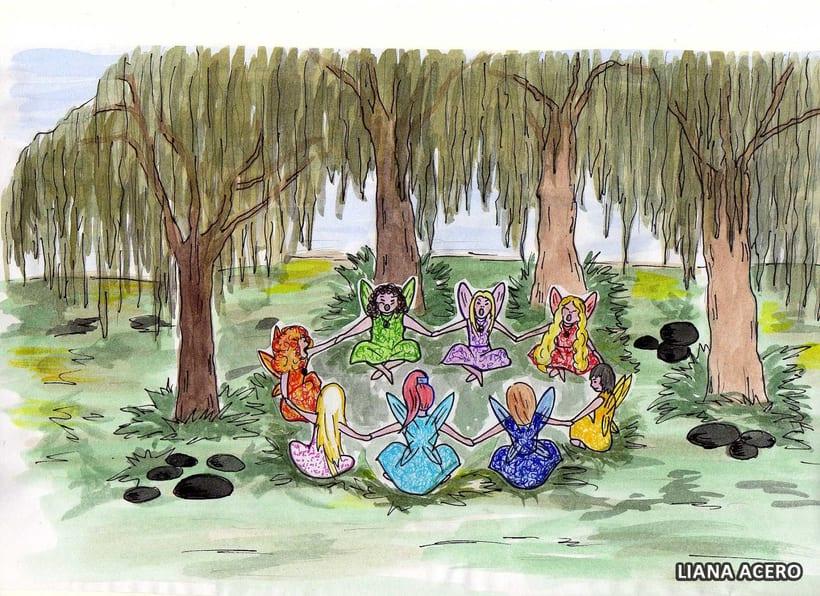Ilustraciones para cuentos 2