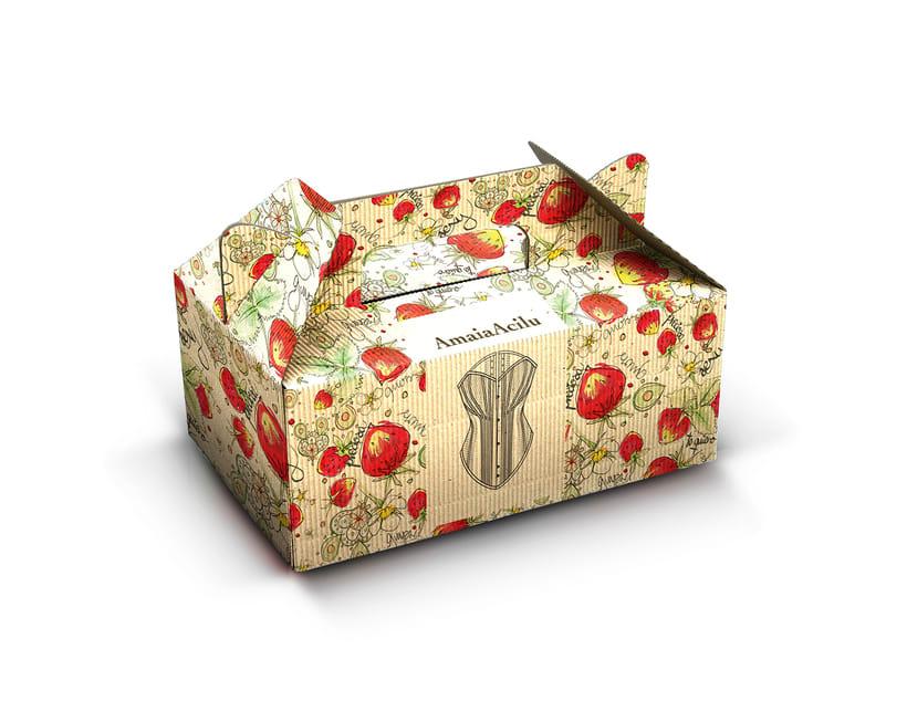 Packaging para mi marca de Corsetería  3