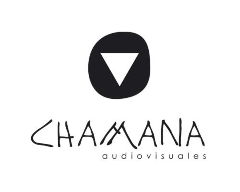 Logotipo Chamana Audiovisuales -1