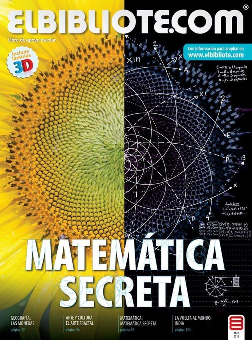 Tapa revista- Idea + Ilustración + diseño 5