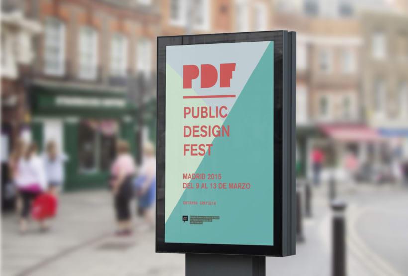 PUBLIC DESIGN FEST / identidad 0
