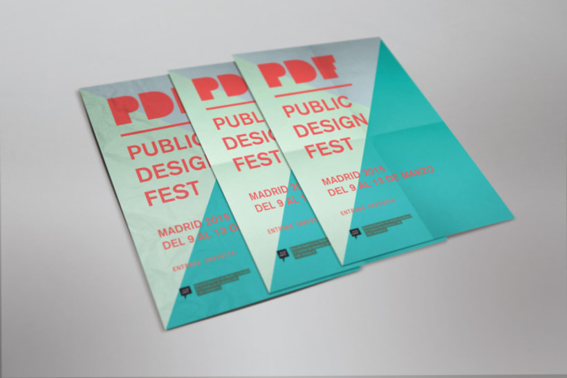 PUBLIC DESIGN FEST / identidad 2