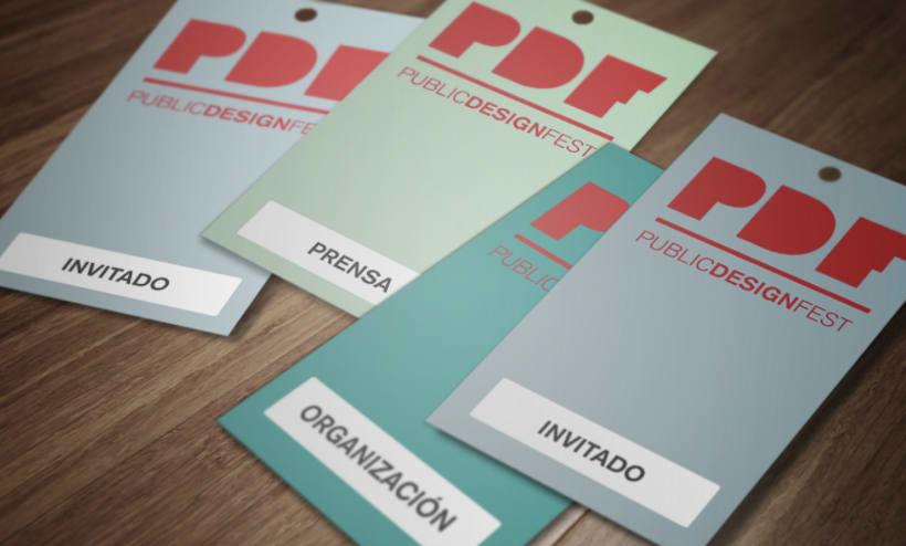PUBLIC DESIGN FEST / identidad 4