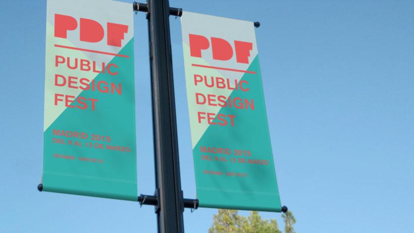 PUBLIC DESIGN FEST / identidad 5