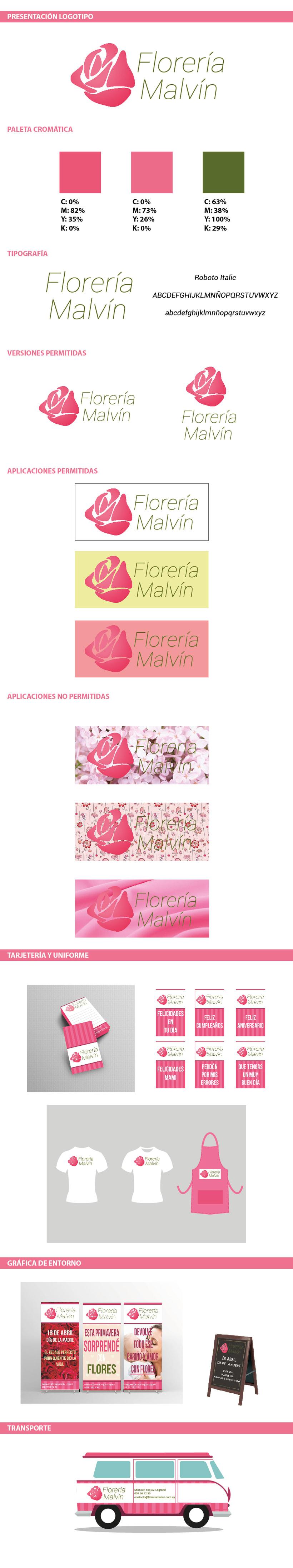 Florería Malvin -1