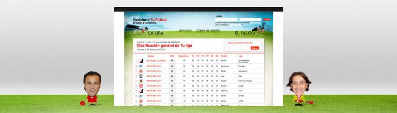 Vodafone tu fútbol 2