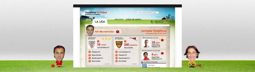 Vodafone tu fútbol 3