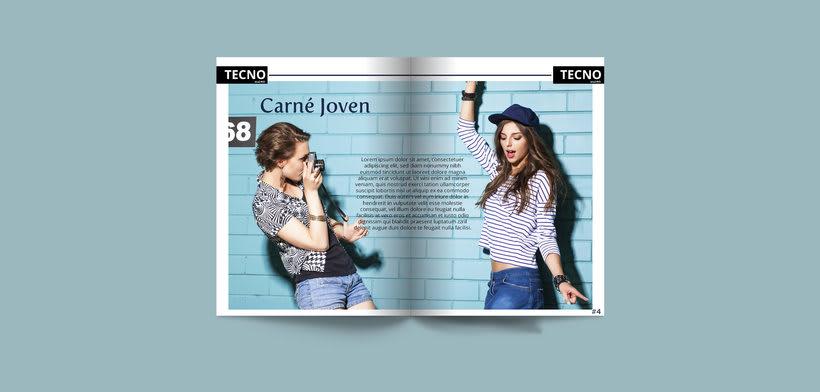 Tecno Madrid - Revista de la Comunidad de Madrid 3