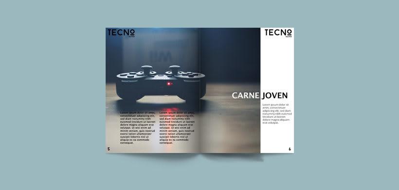 Tecno Madrid - Revista de la Comunidad de Madrid 6