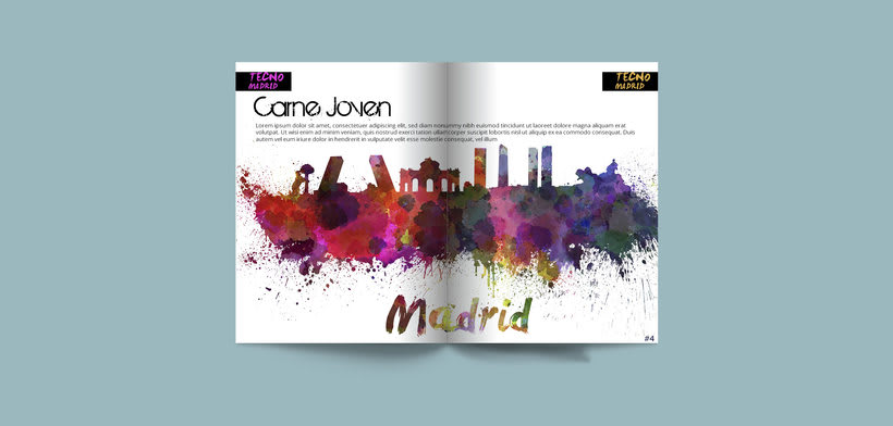 Tecno Madrid - Revista de la Comunidad de Madrid 9