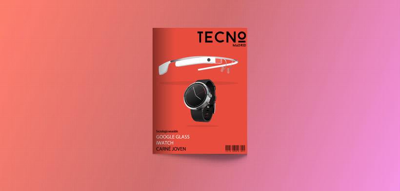 Tecno Madrid - Revista de la Comunidad de Madrid 1