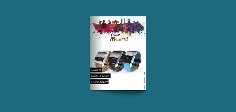 Tecno Madrid - Revista de la Comunidad de Madrid 11