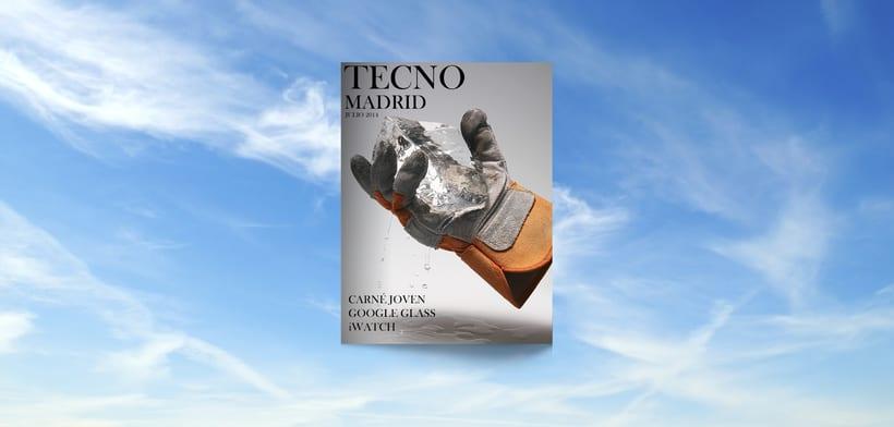 Tecno Madrid - Revista de la Comunidad de Madrid 0