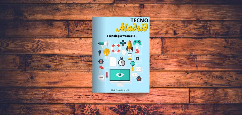 Tecno Madrid - Revista de la Comunidad de Madrid 12