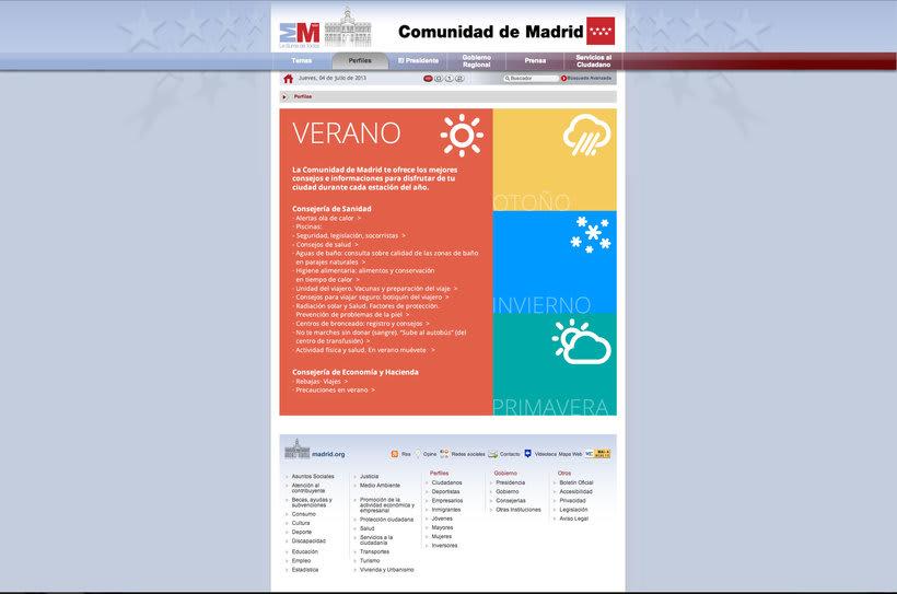 Comunidad de Madrid 5