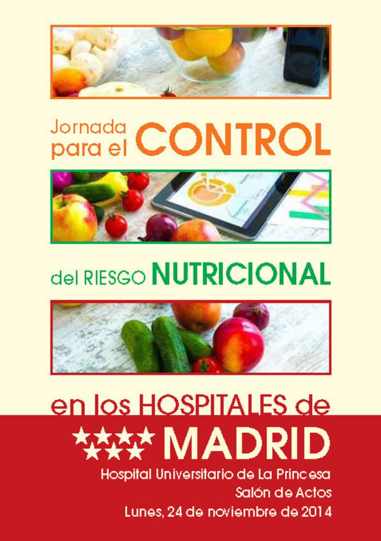 Jornada para el Control del Riesgo Nutricional 0