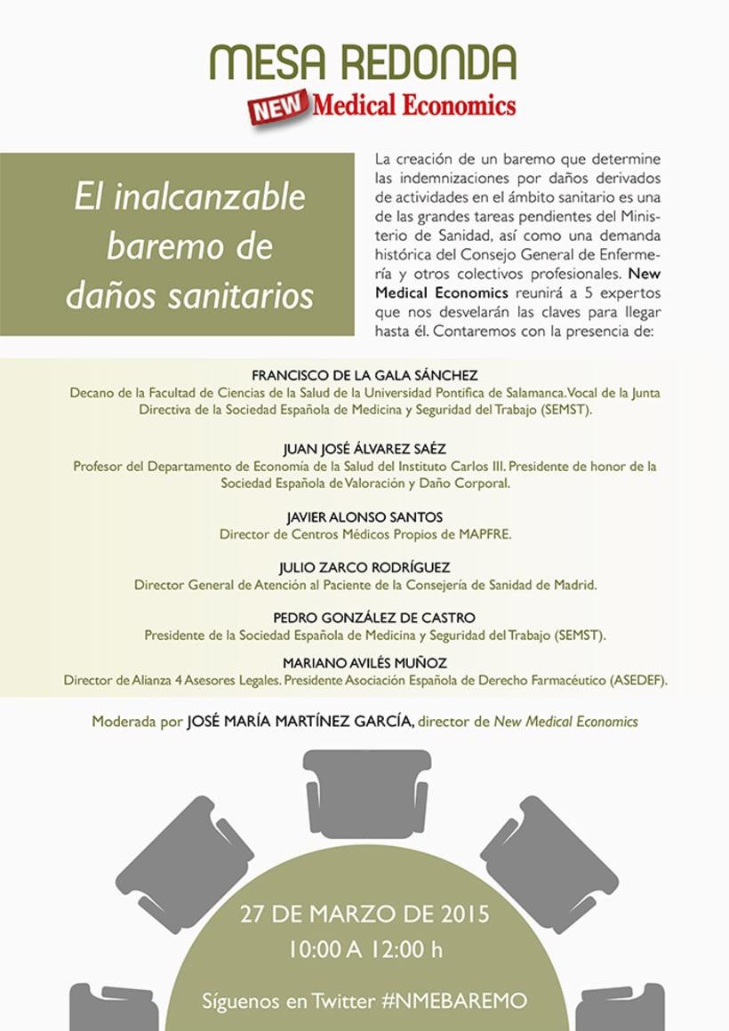New Medical Economics - Mesa Redonda -1