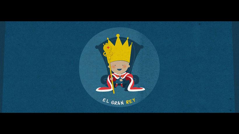 The big king -1
