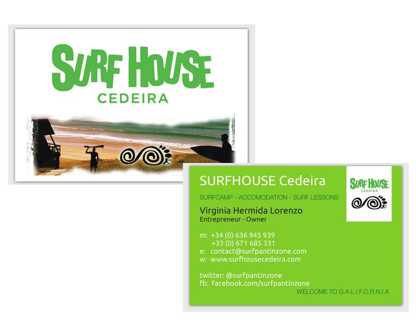 SURFHOUSE Cedeira - Surfpantinzone 4