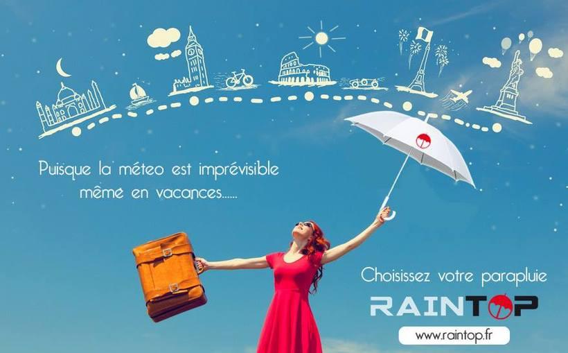 Parasoles SUNTOP & Paraguas RAINTOP 6