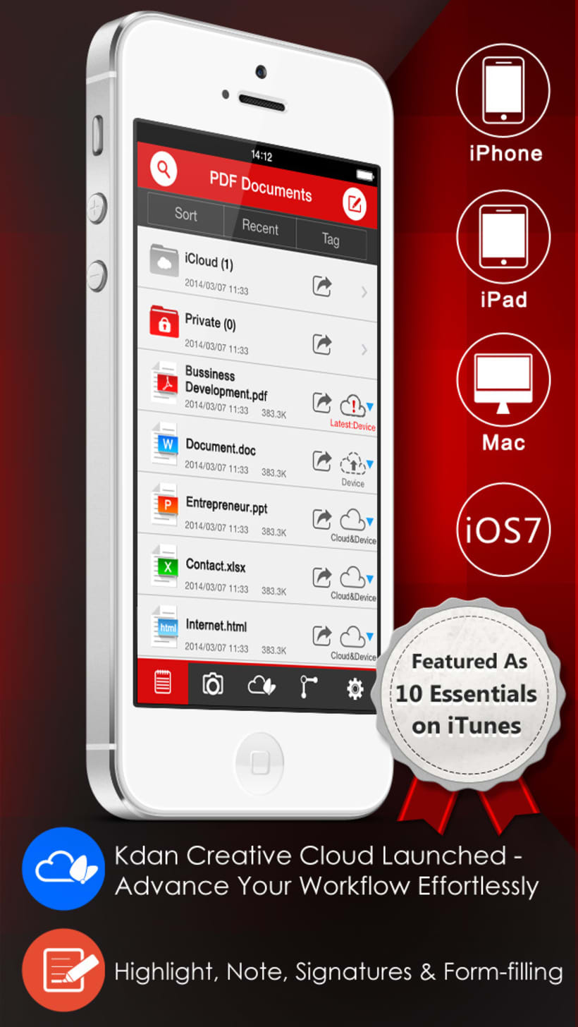PDF Reader for Multimedia Devices -1