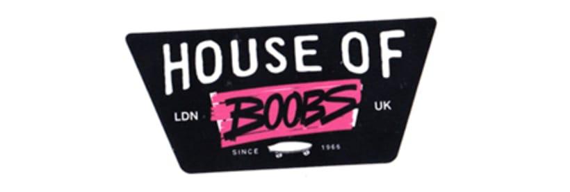 Boobs & Boards // Vans Exhibition 0