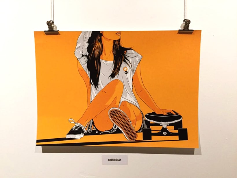 Boobs & Boards // Vans Exhibition 9