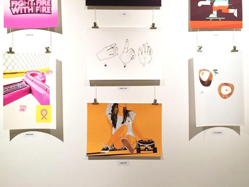 Boobs & Boards // Vans Exhibition 10