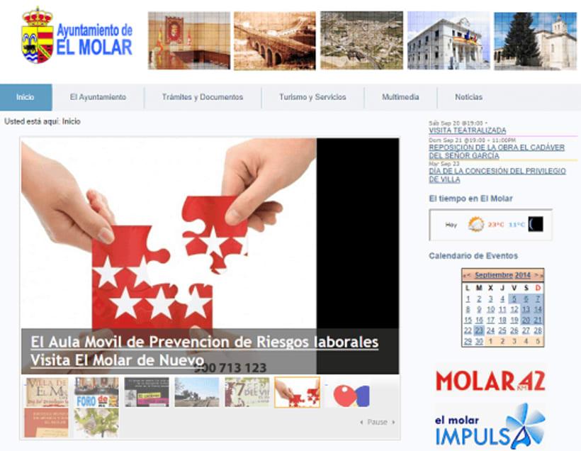 Ayuntamiento El Molar 0