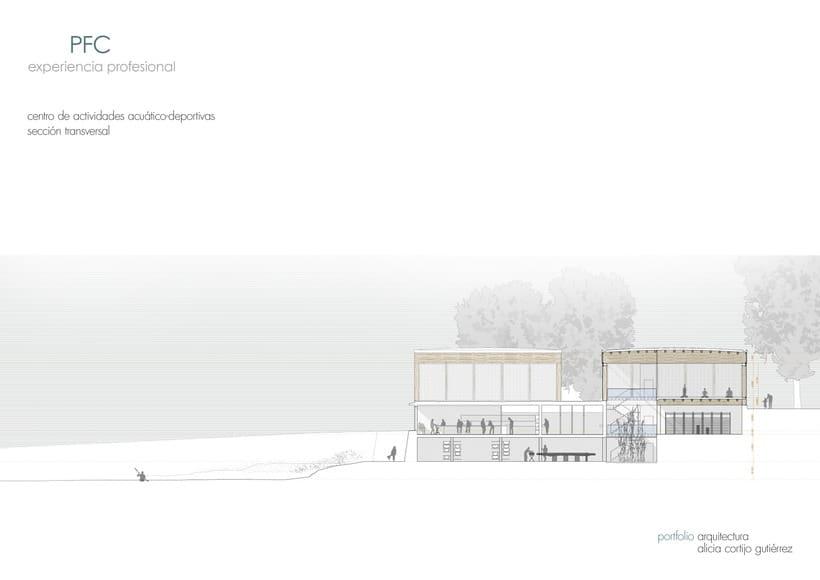 portfolio arquitectura - pfc y trabajos en estudio 3