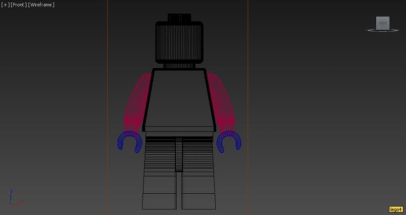 Muñeco Lego 0