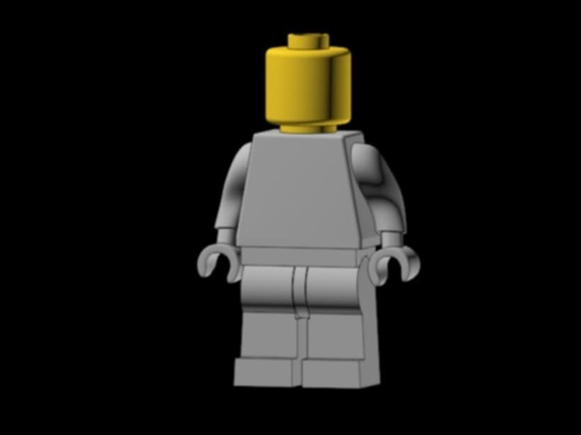 Muñeco Lego 1