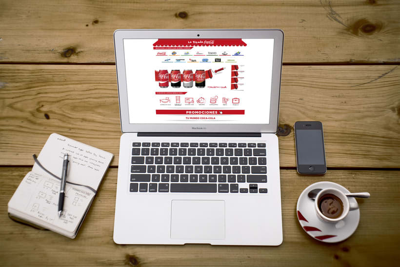 Tienda Coca-Cola/ carrefour 0