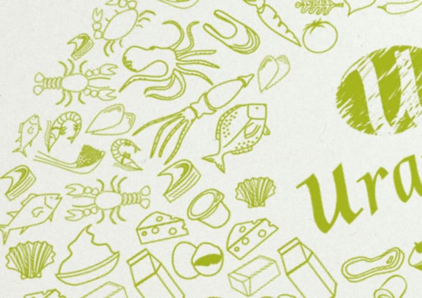 Ilustración para promocionar marca 1