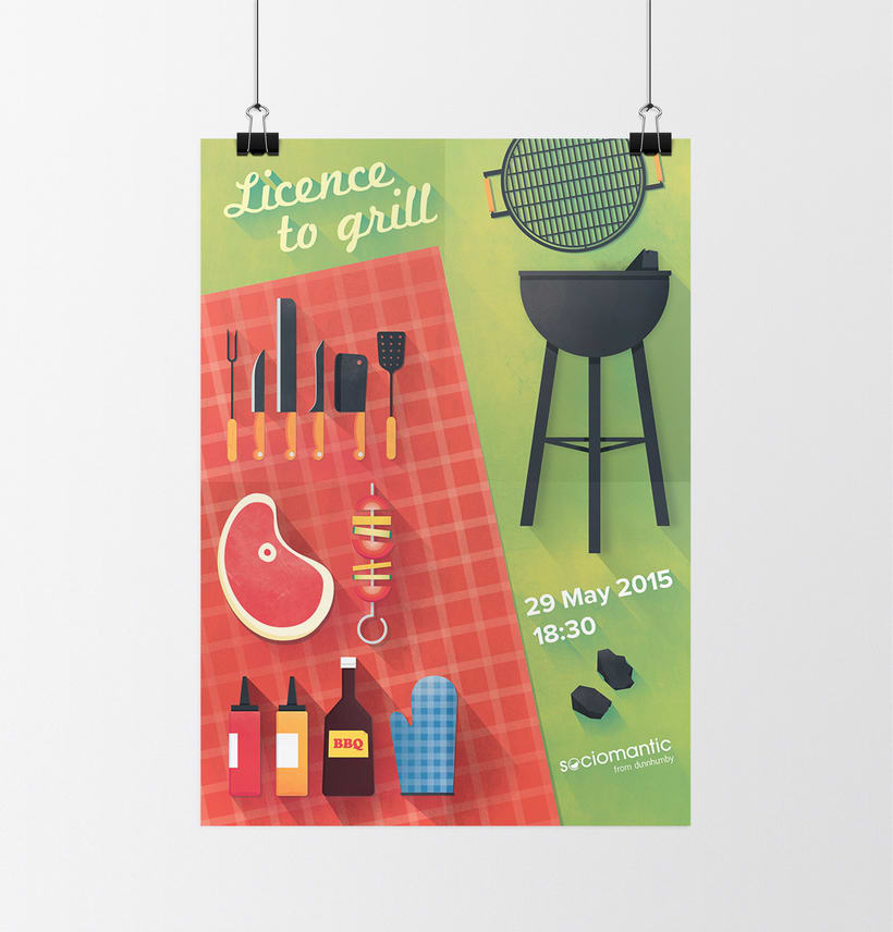 License to grill 2