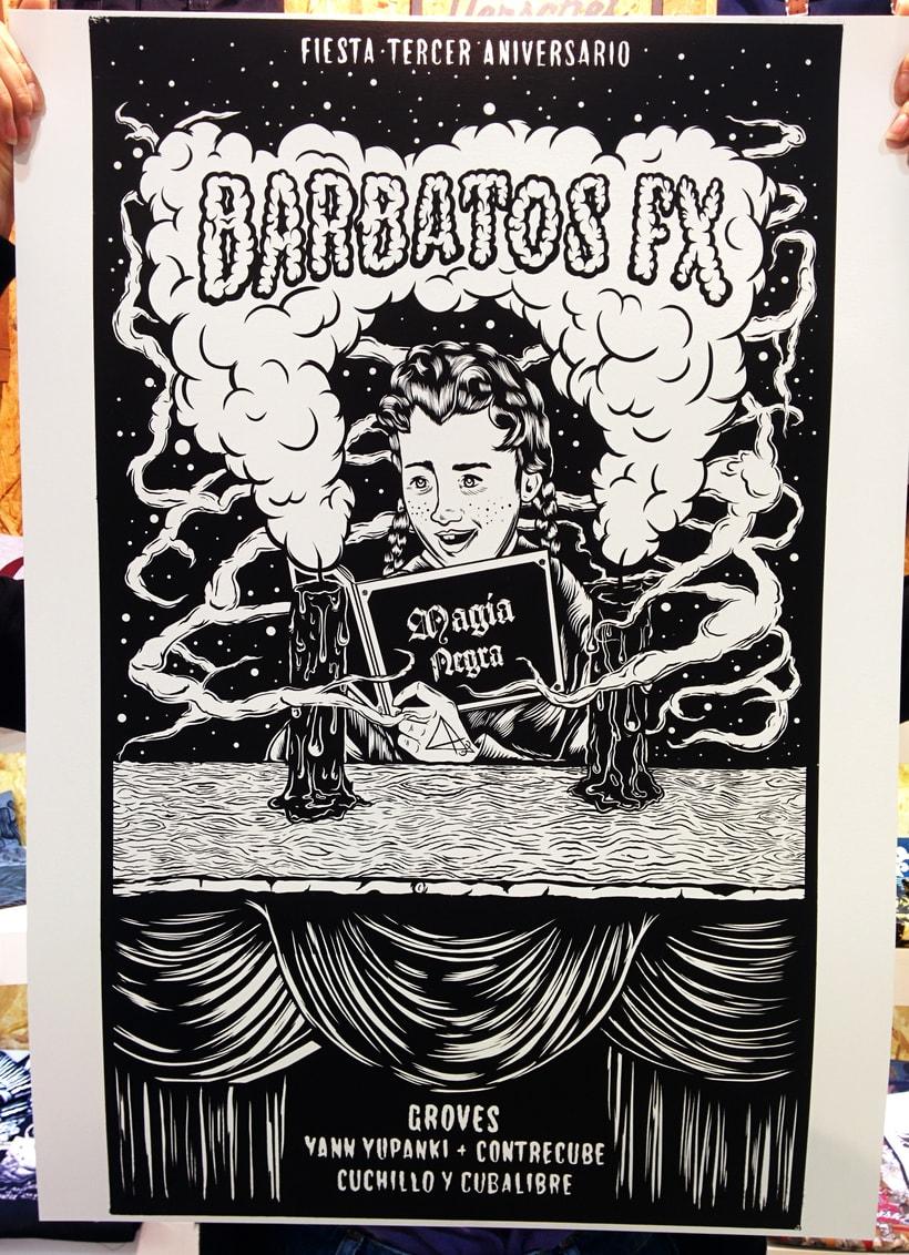 Barbatos FX ( tercer aniversario ) 2