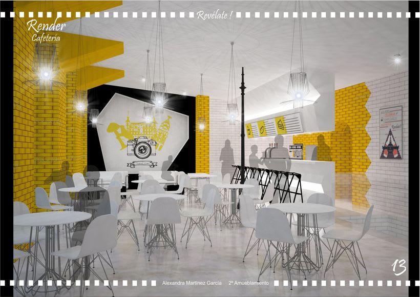 Revélate! Cafetería-librería 8