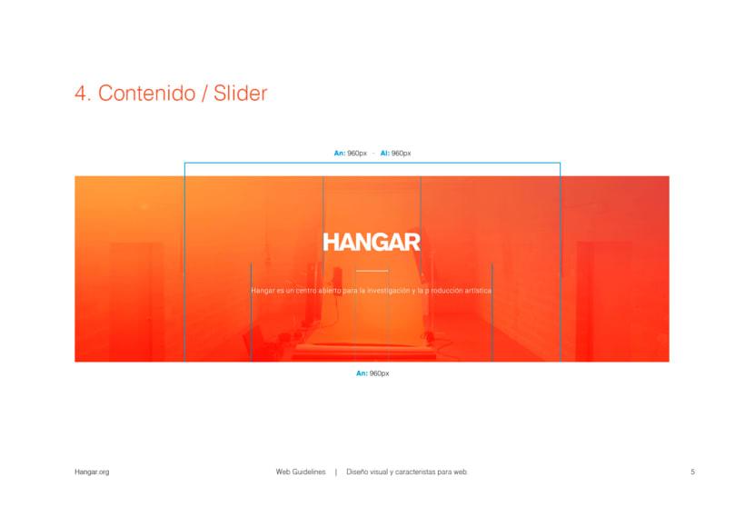 Hangar Web Guidelines 3