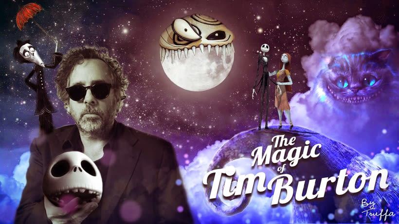 The Magic of Tim Burton  6