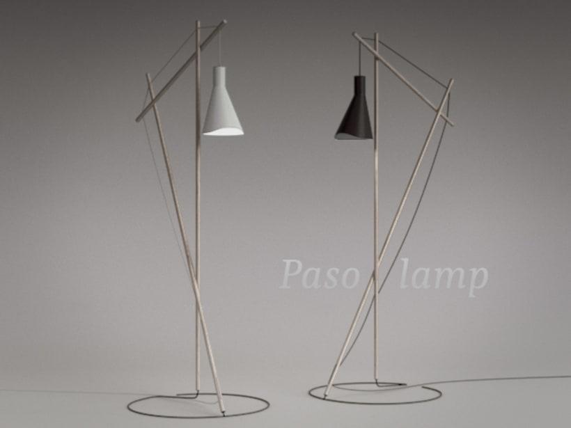 Paso lamp 0